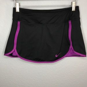 Nike Dry Fit  Straight Court Skirt